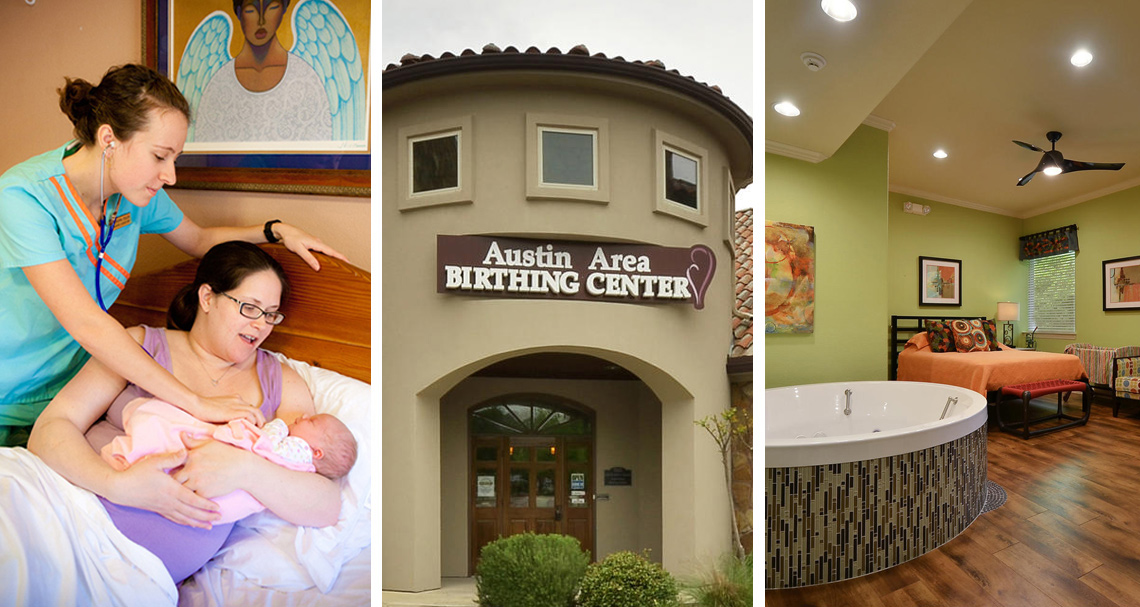 austin area birthing center south location